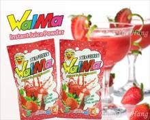 Nutri-C Instant Juice Powder strawberry flavor friut juice