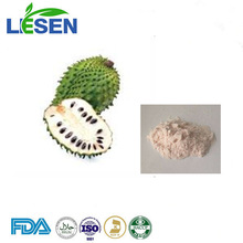 Anticancer Ingredient Soursop Fruit Extract / Annona Muricata Extract / Graviola Extract Powder