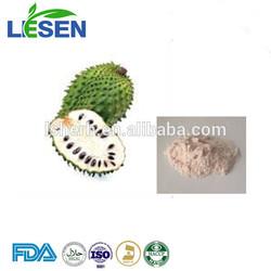 Anticancer Ingredient Soursop Fruit Extract / Annona Muricata Extract / Graviola Extract Powder