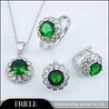 2015 diamantes de imitación de moda joyas de plata 925 de venta al por mayor