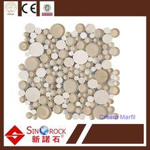 Beautiful new design beige crema marfil marble