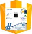 Ksh 13009 bán dẫn NPN điện bán dẫn 400 V to nhanh chóng chuyển đổi Silicon 1300 Series