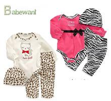 OEM Service 2014 new design baby set 3pcs long sleeve top+pant+cap cotton baby romper camouflage