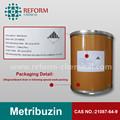 Metribuzin herbicidas 44%/48% sc amoniocas: 21087-64-9
