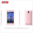 Latest 5.0 inch dual-core,1.3GHz processor smartphone, 3G smart phone