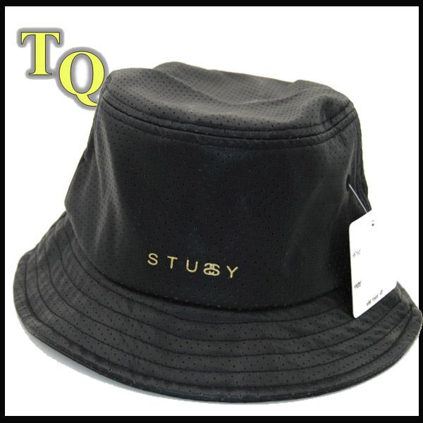 Bucket Hat Leather Leather Custom Bucket Hat