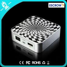 mini power bank 7800mah,universal power bank 7800mah,7800mah external battery case for galaxy s5