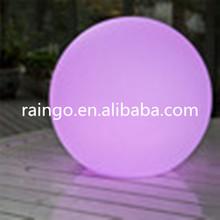LED Ball Light 7 Colours Remote 40cm Diameter