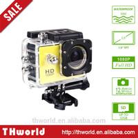 original sport action camera sj4000 with 12.0MP camera full hd 1080p