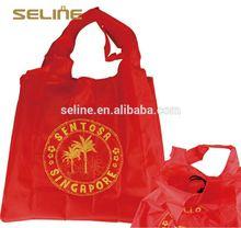 Promotional customized size&logo super quality large nylon tote bag