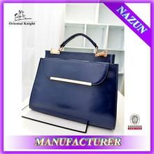New italian fashion latest handbag for women wholesale shoulder bag