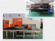 AMD-357 turret CNC sheet metal punching machine used cnc punch machines press