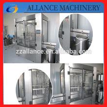 287 Zhengzhou Allance oil bottle filling line+86 15136240765