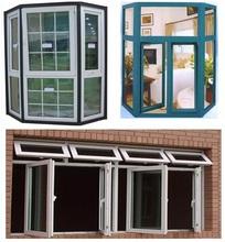 china wholesale aluminium aluminum sliding glass Window and door