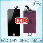 Original for iPhone 5 White and Black LCD Screen Display + Digitizer Full Set