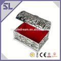 كنز الصدر سبائك معدنية مجوهرات الزفاف والمجوهرات مربع الملاكمة الصين التموين