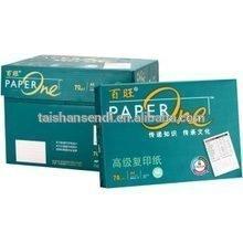Qualidade perfeita de impressão no escritório da fábrica de papel de tamanho legal/leter tamanho