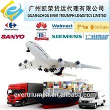 Air cargo, Shipping agent from Guangzhou/Shenzhen to Brazil, Argentina, Peru, Chile