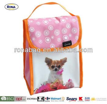 2012 new children lunch cooler bag