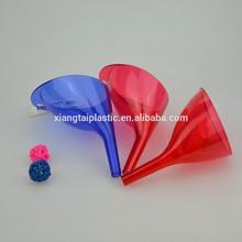 Brand new plastic funnel clear plastic funnels