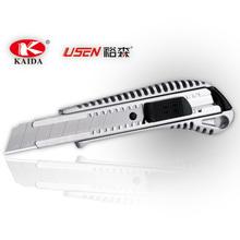 Aluminium Alloy 18mm Snap Off Blade Utility Cutter Knife