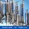 Inoco cartridge water filter highest precision liquid filter stanless steel filter