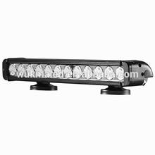 """Hot selling 20"""" led light bar, super bright led light bar, single row 9-70v DC 10w c ree offroad led light bar"""