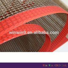 bpa free silicone fiberglass hot selling silicone mat/pot pad/coaster