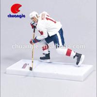 Hockey Ball Figures , Hockey Ball Player Figurines , Hockey Ball Player Action Figure