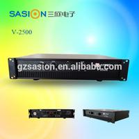 SASION Manufacturer OEM OMEGA pa amplifier V-2500 power amp kit