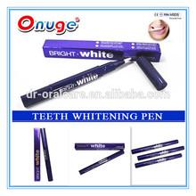 2014 Best bleaching gel teeth whitening pen for OEM Service