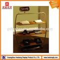 Fabrication chinoise élégante décoration chaussures équipement de magasin
