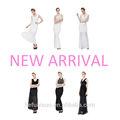 nueva llegada sexy de la moda más el tamaño de vendaje bodycon sirena vestido vestidos maxi vestido largo de noche celebridad h381