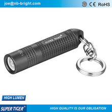 SMALL MINI CHEAP PROMOTIONAL KEYCHAIN LED ALUMINUM FLASHLIGHT