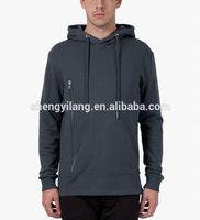 jersey zipper drawstring blank Hoodies/Sweatshirt