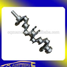 High performance auto parts crankshaft for TOYOTA 2L diesel engine