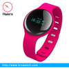Personal mold!Bluetooth smart bracelet watch above IOS 6 Android4.0 for apple smart phone APP down load control by Smartphone