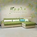 importadoitália sofá de couro genuíno conjunto móvel com cobertura de tecido