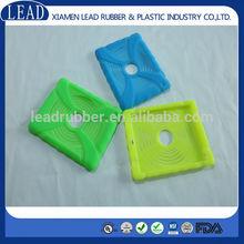 Colorful silicone ipad cover