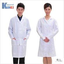 Hospital Uniform/ doctor white uniform lab coat