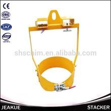 365kg Forklift Rotating Tiltable Manual Oil Drum Lifter