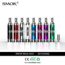 2014 Newest Smoktech Pyrex Micro ADC II Vaporizer Pen Airflow Control E Smoking Device