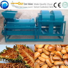 2014 High Capacity Pine Nut Sheller with CE Approval for Sale
