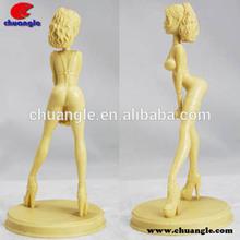 Resin Sexy Figure, Resin Sex Figurine, Nude Woman Figurines