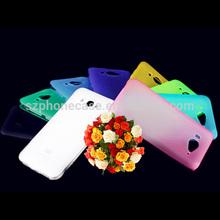Professional TPU jelly mobile phone case for xiaomi mi2s in Guangzhou