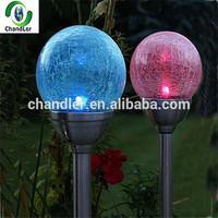 High Quality Waterproof Solar Light Lamp LED Solar Christmas Light Decorative Ball