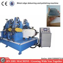 2014 automatic polishing machine buffing machine for door holder clamp