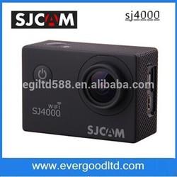 Hot Selling Original Outdoor Waterproof Action Sport Camera SJ4000 with WIFI