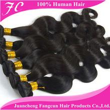 Wholesale remy virgin body wave hair weft malaysian human hair weft