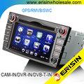 """Erisin es6526p 6.2"""" pantalla táctil del coche reproductor de dvd de opel meriva 2004"""